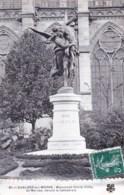 51 - Chalons Sur Marne - Monument Gloria Victis De Mercee Devant La Cathedrale - Châlons-sur-Marne