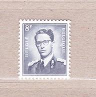 1958 Nr 1071** Zonder Scharnier, Koning Boudewijn,type Marchand. - 1953-1972 Brillen