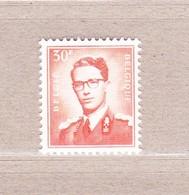 1958 Nr 1074** Zonder Scharnier,Koning Boudewijn.OBP 12,5 Euro. - 1953-1972 Brillen