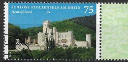 2014  Allem. Fed.  Deutschland MI. 3049 FD-used  RR  Schloss Stolzenfels Am Rhein - [7] République Fédérale