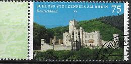 2014  Allem. Fed.  Deutschland MI. 3049 FD-used  LR  Schloss Stolzenfels Am Rhein - [7] République Fédérale