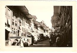 SUISSE  ( Berne ) Thoune Hauptgasse  ( Format: 11.5 X7.5 ) - Lieux