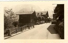 SUISSE  ( Valais ) Champéry - Grande Rue( Format: 11.5 X7.5 ) - Lieux