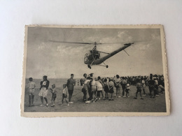 Middelkerke   Baptême De L'Air En Hélicoptère   HELICOPTER - Middelkerke