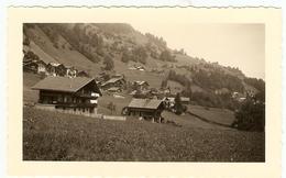 SUISSE  ( Valais )   Chalet à Champéry ( Format: 11.5 X7.5 ) - Lieux