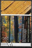 2014  Allem. Fed.  Deutschland MI. 3052 FD-used  Alte Buchenwälder Deutschlands - [7] République Fédérale
