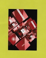 Carte Postale De Chanel - Perfume Cards