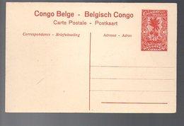 CONGO - ENTIER STIBBE 43 - VUE 3 - NEUF  -  TB - PL8 - Entiers Postaux