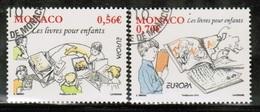 CEPT 2010 MC MI 2995-96 MONACO USED - Europa-CEPT