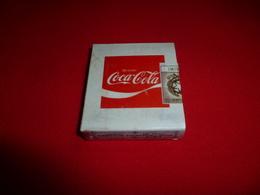 Rara Scatola Fiammiferi Cerini SIGILLATA Pubblicitaria Coca Cola Beverly - Scatole Di Fiammiferi