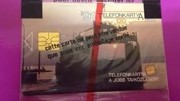 Cartes Téléphonique Hongrois Komp - Télécartes