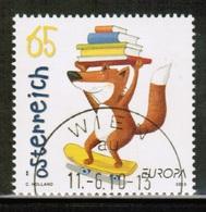 CEPT 2010 AT MI 2873 AUSTRIA USED - Europa-CEPT