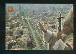 Barcelona *Visita Del Sant Pare A Barcelona, 1982* Ed. Fisa Nº 3. Nueva. - Papas
