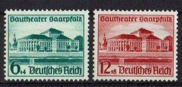 DR 1938 // Mi. 673/674 ** (033490) - Neufs