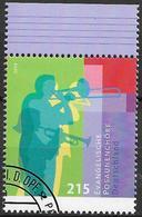 2014  Allem. Fed.  Deutschland MI. 3065 FD-used . Evangelische Posaunenchöre - [7] République Fédérale