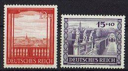 DR 1941 // Mi. 804/805 ** (033492) - Neufs