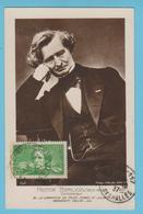 J.M. 22 - Carte Maximum Ou Carte Philatélique - Compositeur - N° 55 - H. BERLIOZ - Musique