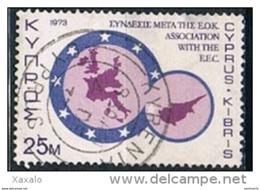 Cyprus 1973 - Anniversaries & Events - Chypre (République)