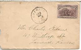 ESTADOS UNIDOS USA 1893 CC SELLOS COLON COLUMBUS - Christophe Colomb