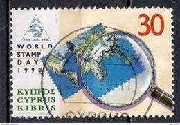Cyprus 1998 - Worldwide Stamp Day - Chypre (République)
