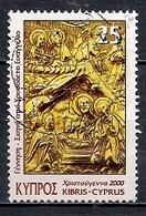Cyprus 2000 - Christmas Stamps - Chypre (République)