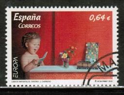 CEPT 2010 ES MI 4506 SPAIN USED - 2010