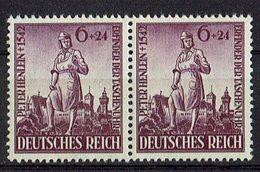 DR 1942 // Mi. 819 ** Paar (033494) - Neufs