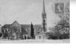 ARCACHON  L'Eglise - Arcachon