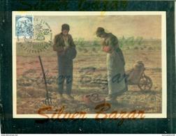 AGRICOLTURA-L'ANGELUS-ILLUSTRATORI: F. MILLET-VERONA-FIERA AGRICOLA-MARCOFILIA-COLTIVATORI DIRETTI - Vari