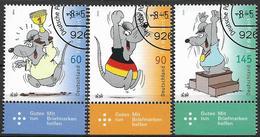 2014  Allem. Fed.  Deutschland MI. 3075-7 FD- Used Sporthilfe: Cartoons - [7] République Fédérale