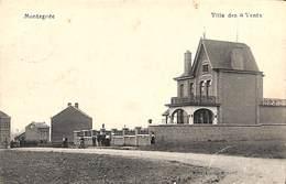 Montegnée - Villa Des 4 Vents (animée, Edit. Lenne-Byrard, 1910) - Saint-Nicolas