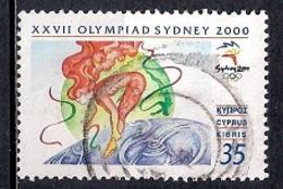 Cyprus 2000 - Olympic Games - Sydney, Australia - Chypre (République)