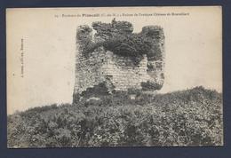 Environs De Plancoët Ruines De L'antique Château De Montafilant - Plancoët
