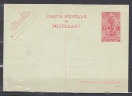 Carte Postale Van Ruanda Urundi - Entiers Postaux