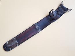 Fourreau USM6 MILSCO 1943, Original US WW2. - Armes Blanches