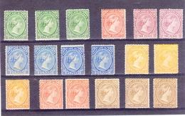 Falkland Islands 1891-1902 - Falkland