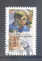France Autoadhésif Oblitéré N°1258 (Normandie Impressionniste) (cachet Rond) - France