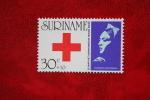 Rode Kruiszegel Red Cross Rotes Kreuz ; NVPH Nr: 604 Mi 655 ; 1973 MNH / Postfris SURINAME / SURINAM - Surinam ... - 1975