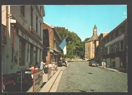 Moresnet-Chapelle - Rue De La Clinique - Publicité Stella / Martini - Blieberg