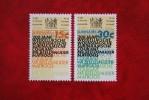 Oudste Krant Van Suriname ; NVPH Nr: 625-626 Mi 675-676 ; 1974 MNH / Postfris SURINAME / SURINAM - Surinam ... - 1975
