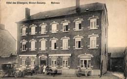 """Melreux - Hôtel Des Etrangers, Michel-Ducamp (top Animation, Oldtimer, """"Echantillon"""") - Hotton"""