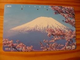 Phonecard Japan 111-014 - Japon