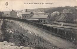 Bonne-Modave - Vue Panoramique (gare, G. Hermans) - Clavier