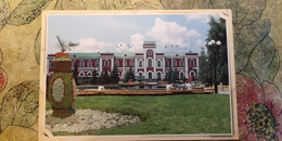 Russia, Tambov Railway Station  -  - LA GARE - BAHNHOF  - Modern Postcard - Stations With Trains