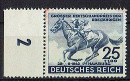 DR 1942 // Mi. 814 ** - Deutschland