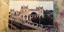 Russia, Smolensk Railway Station  -  - LA GARE - BAHNHOF  - 1980s - Stations With Trains