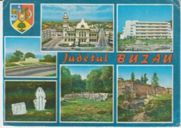 Buzau Used (ask For Verso) - Romania