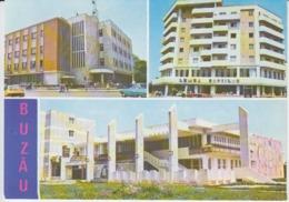 Buzau Postal Office Unused (ask For Verso) - Romania