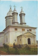 Buzau Ratesti Church Used (ask For Verso) - Romania
