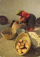 Afrique > Tunisie Préparation D'un Pain Tabouna (bread)(métier)(- Editions TANI 423)*PRIX FIXE - Tunisie
